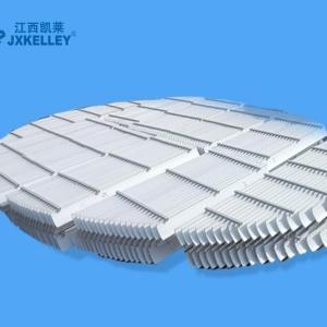 凯莱折流板除雾器 脱硫塔除雾器 玻璃钢脱硝PP除雾器 折流板C形除雾器