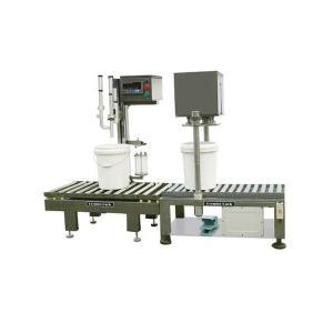 18升中桶油品灌装机适用于润滑油