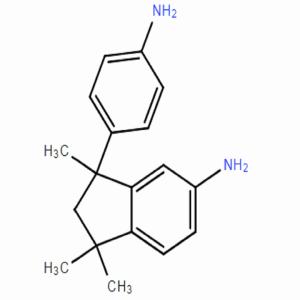 5(6)-氨 基-1-(4-氨 基 苯 基)-1,3,3-三 甲 基 茚 满,CAS号: 54628-90-9现货
