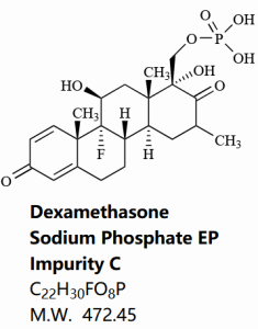 地塞米松磷酸钠EP杂质C 产品图片
