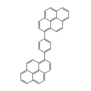 1,4-二(1-芘基)苯 CAS号:475460-77-6 现货优势供应 科研产品