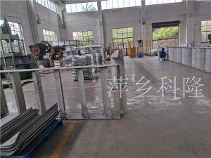 萍乡科隆气体分布器  双列叶片式气体初始分布器产品图片