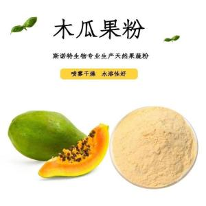 木瓜粉 浓缩果汁粉