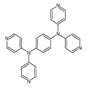N1,N1,N4,N4-四(吡啶-4-基)苯-1,4-二胺,CAS号:1218812-56-6现货直销产品