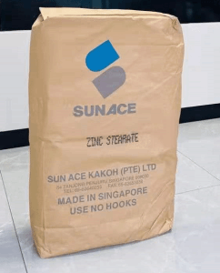 新加坡三益硬脂酸钙SAK-CS-P塑料通用润滑剂脱模剂进口现货 产品图片