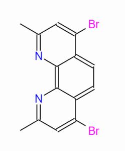 4,7-二溴-2,9-二甲基-1,10-菲咯啉  CAS:208054-18-6  杰克斯JACS  厂家 科研现货