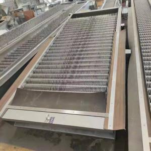自动机械格栅 机械除污格栅机 机械格栅除污设备