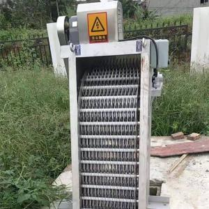 网板式格栅除污机