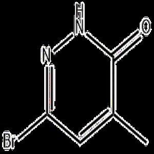 6-溴-4-甲基-哒嗪酮 产品图片
