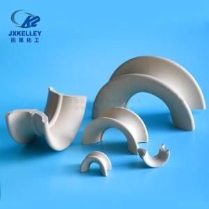 陶瓷矩鞍环价格 38mm/76mm矩鞍环填料标准