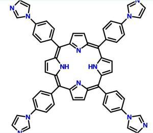 咪唑苯基卟啉 CAS:1311998-62-5  杰克斯JACS  厂家  科研 优势现货