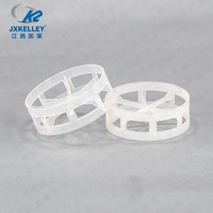 塑料扁环填料_聚丙烯扁环脱硫塔