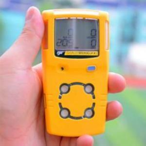 GAMAX-XT4泵吸式标准四合一气体检测仪小巧方便携带 产品图片