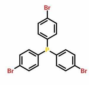 三(4-溴苯基)膦   CAS:29949-81-3  杰克斯JACS  科研现货  优势产品