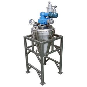 维生素单锥螺旋真空干燥机-维生素VD3专用螺旋混合干燥机