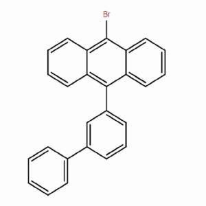 9-[1,1-联苯]-3-基-10-溴蒽