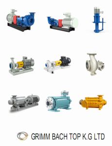 进口离心泵(进口水泵) 产品图片