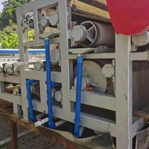 二手带式压滤机出售3*12米广州品牌带式压滤机出售