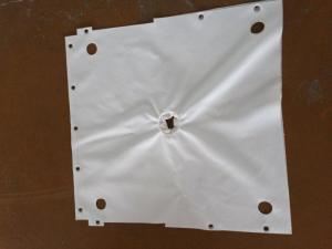 定制景津款X800型号压滤机配套滤布
