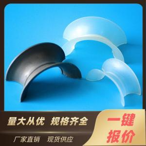 塑料矩鞍环填料规格型号16-100mm可定制 凯莱矩鞍环填料供应商