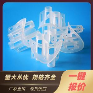 烟气处理塑料海尔环 海尔环50-100mm尺寸