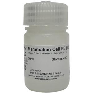 G-Biosciences 786-180 PE LB™哺乳动物细胞蛋白抽提试剂