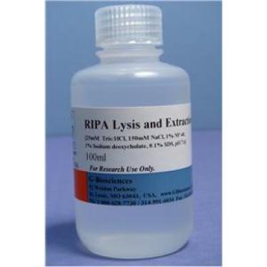 G-Biosciences 786-490 RIPA 裂解 & 抽提缓冲液