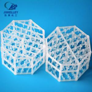江西凯莱塑料Q帕克环洗涤塔滴水填料 三加一组合填料